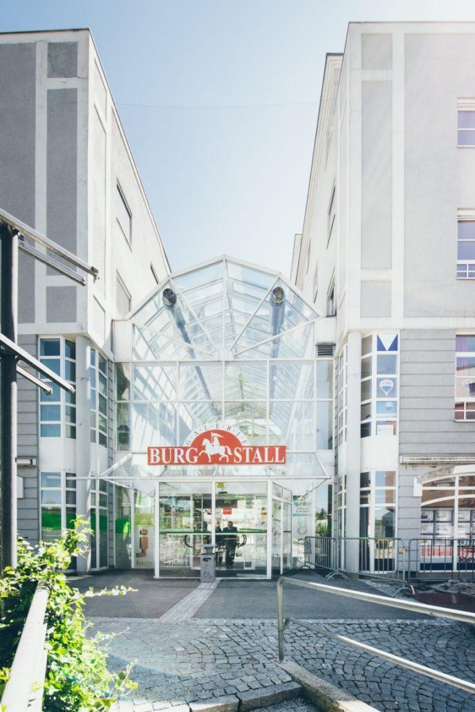 Landl Edelmann Vöcklabruck Burgstall